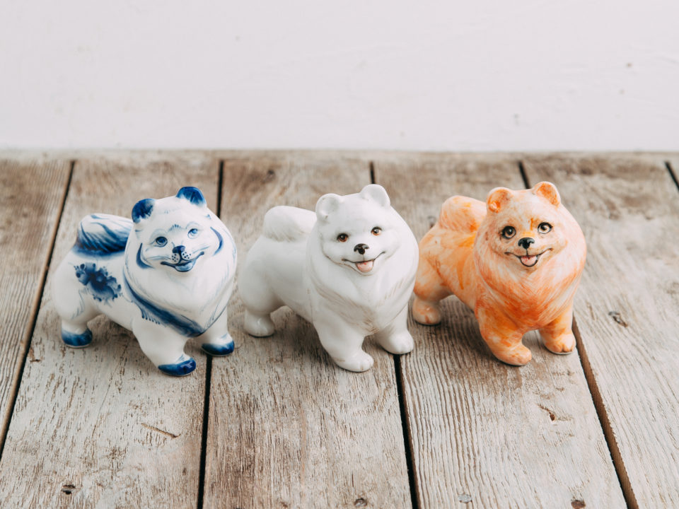 Porcelain-Dogs